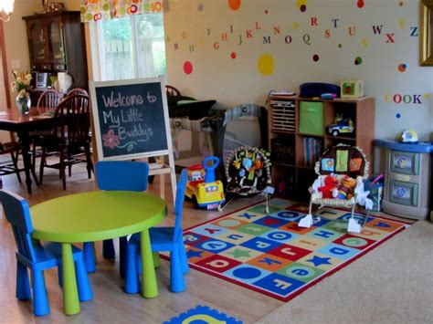 Small Home Daycare Ideas Home Daycare Ideas Small Spaces