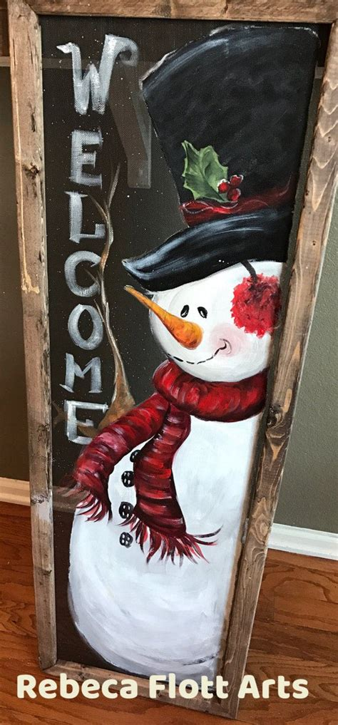 pinterest christmas made out of tulldecorating ideas welcome sign snowman