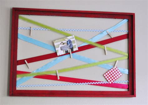 Handmade Cards Using Ribbon - ribbon card display tutorial thirty handmade days