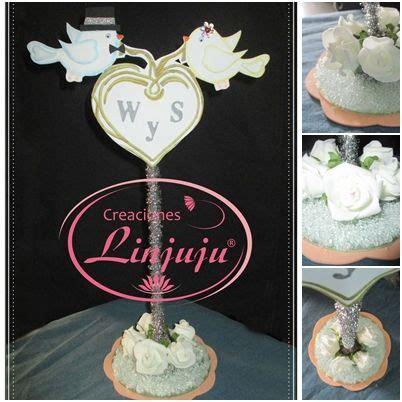 centro de mesa para boda creaciones en foami centros de mesa para boda mesas de boda y