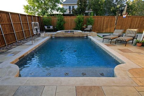 geometric pools geometric pool gallery hauk custom pools dallas tx