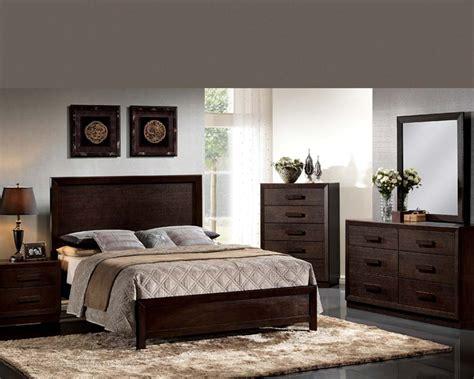merlot bedroom set dark merlot bedroom set ishaan by acme furniture ac21490set
