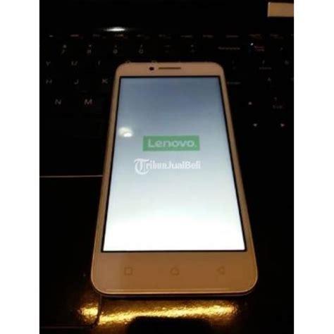 Hp Lenovo Vibe Di Bandung android lenovo vibe c a2020a40 white fullset fungsi lancar
