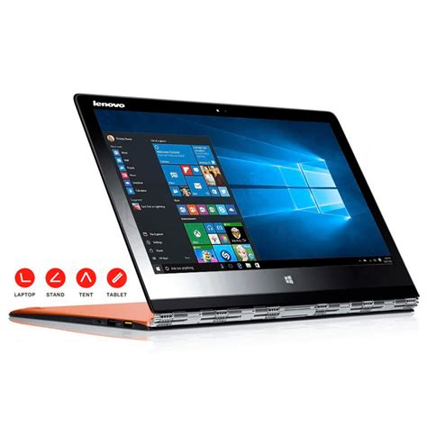 Laptop Lenovo 3 Pro lenovo 3 pro 13 3 quot qhd multimode laptop intel m 5y71 8gb ram 512gb ssd