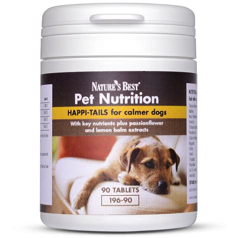 natures best uk buy natures best happi tails for calmer dogs from natures best