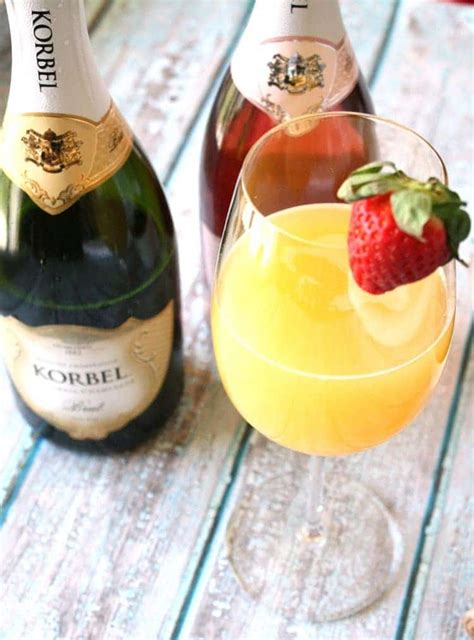 best chagne for mimosa chagne mimosa recipe for brunch