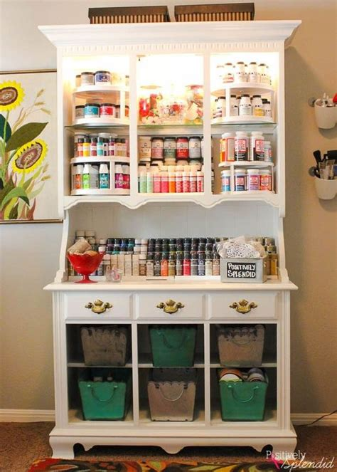 arts and craft storage for creative upcycled craft room ideas the scrap shoppe