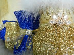 blue and gold decorations wedding decorations gold wedding centerpieces by kpgdesigns