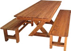 Outdoor Bench Seat And Table Restaurants Amp Cafes Bench Timber Furniture Outdoor