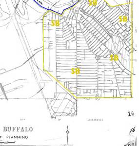 buffalo map buffalo city map