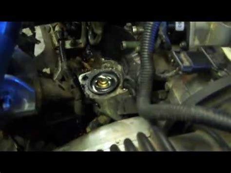 pontiac sunfire overheating thermostat replacement on a 97 pontiac grand prix