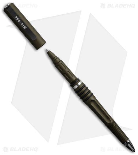 mil tac pen mil tac tdp2 tactical defense pen 2 od green tdp2 003