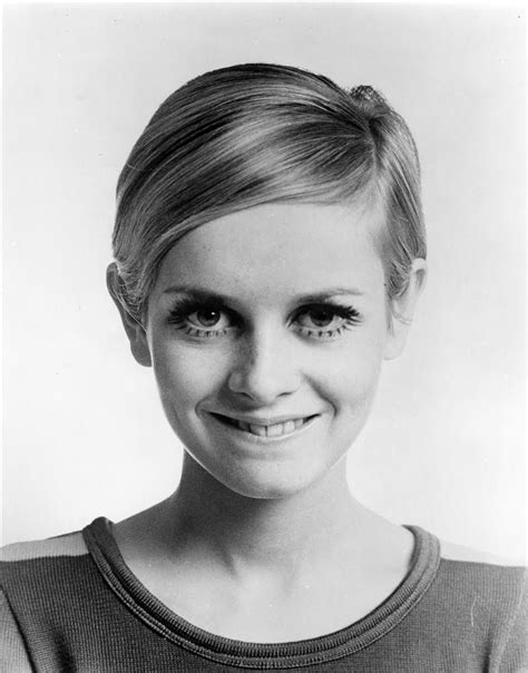 twiggy haircut somebody stole my thunder how to be a model twiggy style