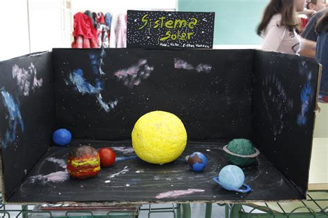 sistema solar con material reciclado maquetas del sistema solar secci 211 n de s 193 stago