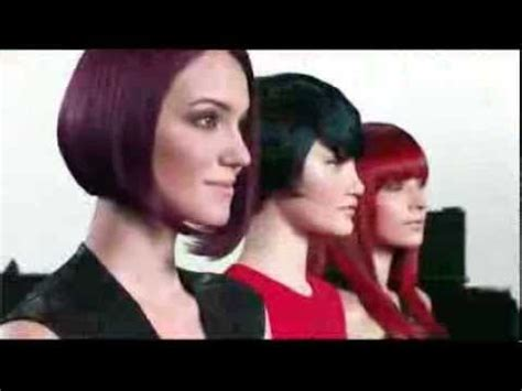 short hair in tv commercials vidal sassoon london luxe tv commercial youtube