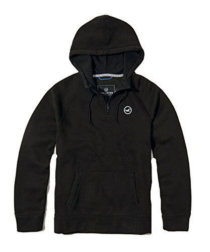 Sweater Abu Abusweater Wwfhoodiezipper hollister s hoodie sweatshirt pullover black half zip