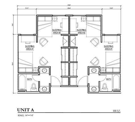 shaw afb housing floor plans student housing floor plans student house plans with