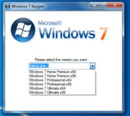 windows 7 key generator 100 working