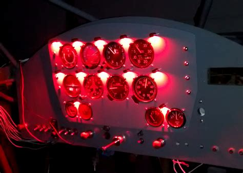 24 volt led light led panel post light 12 or 24 volt pilotlights