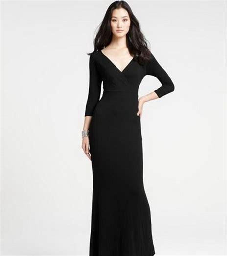 uzun kollu siyah uzun elbise modelleri gelinlik vitrini 2016 uzun elbise modelleri en yeni gelinlik modelleri net