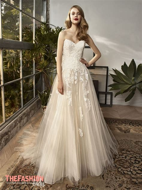 Beautiful Bridal Gowns by Enzoani Beautiful 2018 Bridal Collection The