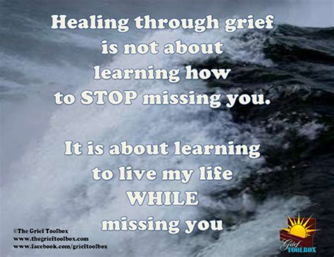 quotes about grieving and healing quotes about grief and healing quotesgram