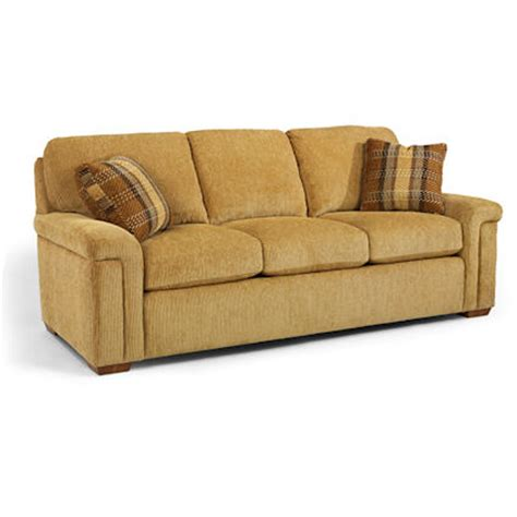 flex steel couches flexsteel 5649 31 blanchard sofa discount furniture at
