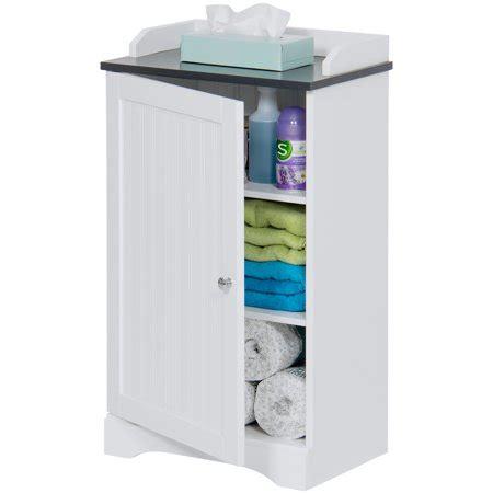 walmart bathroom storage best choice products bathroom floor cabinet storage white