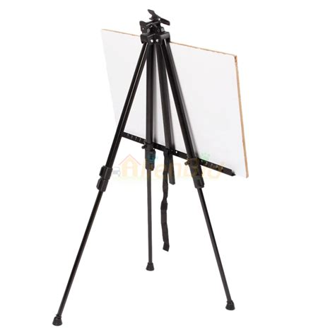 Tripod Poster aluminium alloy folding easel portable folding poster stand poster display white ebay