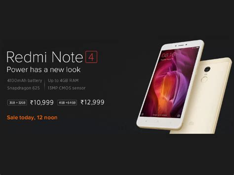 Fuze Blink Bening For Xiaomi Redmi Note 4 xiaomi redmi note 4 goes out of stock on flipkart in just 2 seconds gizbot