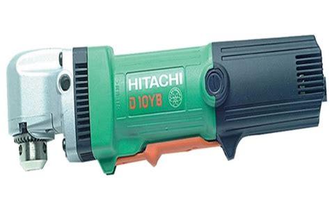Drill 10 Mm D 10vst Hitachi hitachi d10yb rotary angle drill