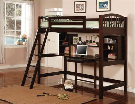 single bunk bed with desk 25 awesome bunk beds with desks for