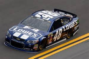 Jimmie Johnson Chevrolet Twiztid Wolff Racing