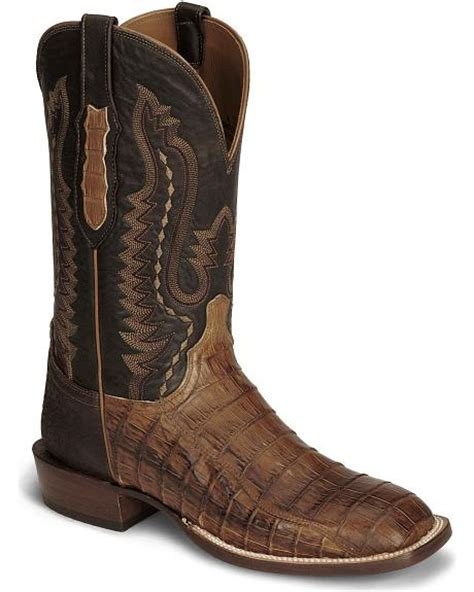 lucchese caiman square toe boots lucchese handcrafted cowboy collection caiman boots