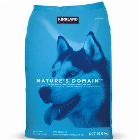 nature s domain puppy food kirkland signature pet food and nature s domain pet food recalls and safety
