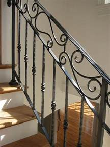 Metal Banister 25 Best Ideas About Wrought Iron Stairs On Pinterest