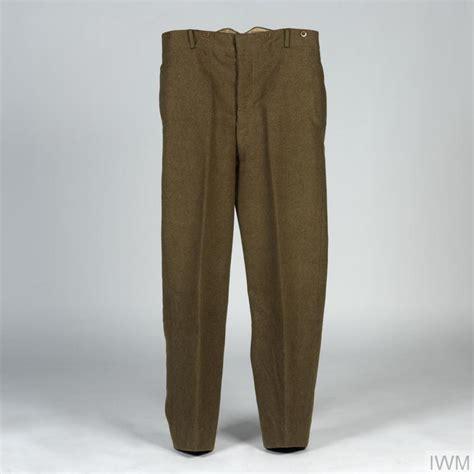 army pattern dress trousers combat dress 1950 pattern british army