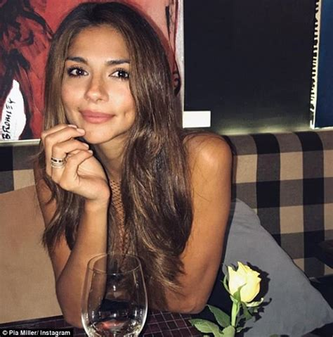 star and car pia miller pia miller celebrates engagement with family in melbourne