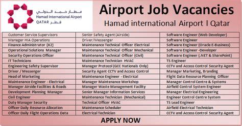 tugboat job in doha qatar qatar airport jobs in qatar apply now latest jobs
