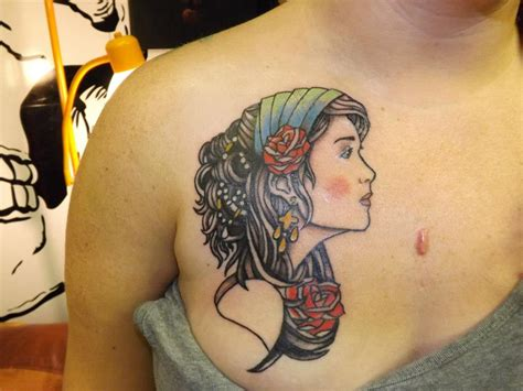 tattoo meaning girl gypsy tattoos designs ideas and meaning tattoos for you