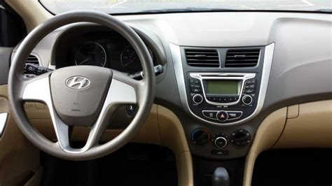 how to fix cars 2013 hyundai accent interior lighting 2013 hyundai accent review the epitome of dullsville