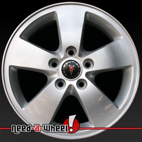 rims for 2005 pontiac grand prix 2005 2008 pontiac grand prix wheels silver rims 6587