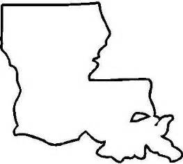 Louisiana Boot Outline by State And Country Decals Louisiana Decal Sticker 02
