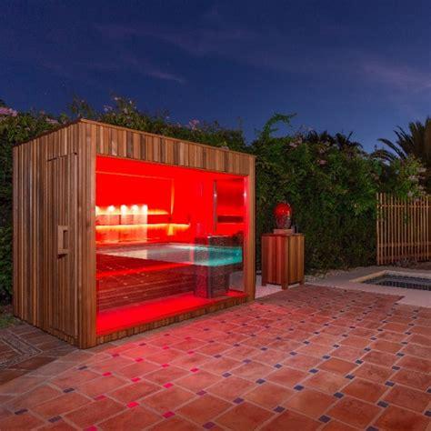 sauna da giardino saune da giardino
