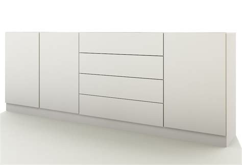 sideboard 200 x 100 sideboard 187 vaasa 171 breite 190 cm mit push to open funktion