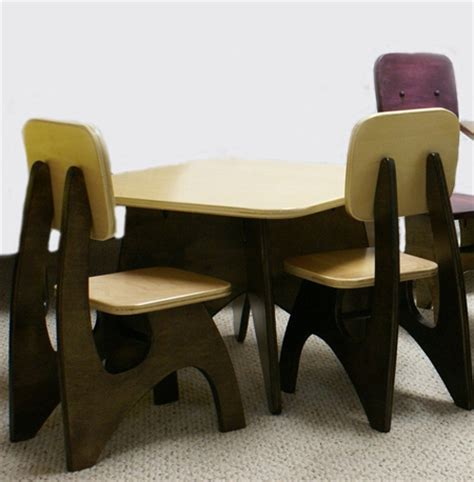 the modern chair and table set is your kid39s ultimate