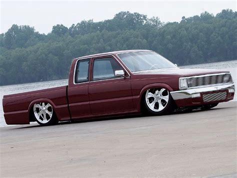 mazda b2200 1986 mazda b2200 custom mini trucks truckin