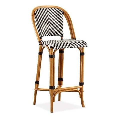 Broeder Rattan Bar Stool by 25 Best Ideas About Rattan Bar Stools On