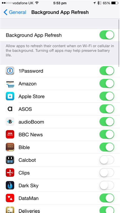 stop wasting cellular data   iphone  ipad