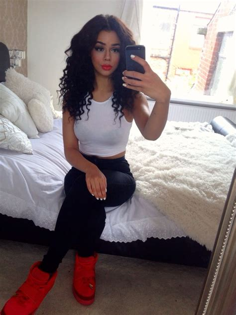 mixed girl swag on pinterest 117 pins instagram aaliyah jhene special hairstyles pinterest